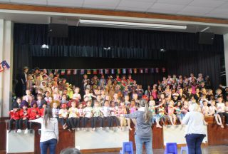 Around the World – SCHOOL CONCERT